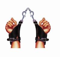 Leather Suspension Cuffs