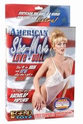 Legend Toyz She-Male Love Doll