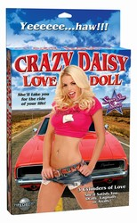 Crazy Daisy Doll