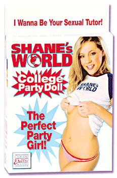 Shane's World College Doll