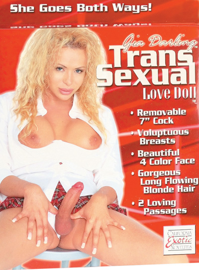 Gia Transexual Love Doll