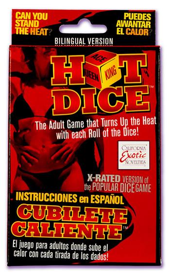Hot Dice Cubilete Caliente