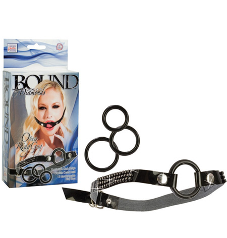 Diamong Ring Gag