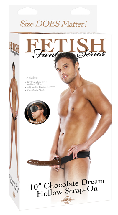 Chocolate Dream Strap-On