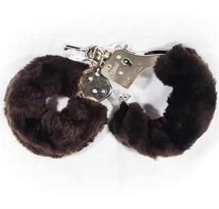 Soft Furry Love Cuffs