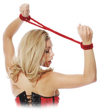 Silk Rope Love Cuffs