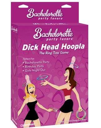Dick Head Hoopla Game