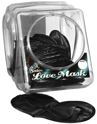 Satin Eye Masks Collection
