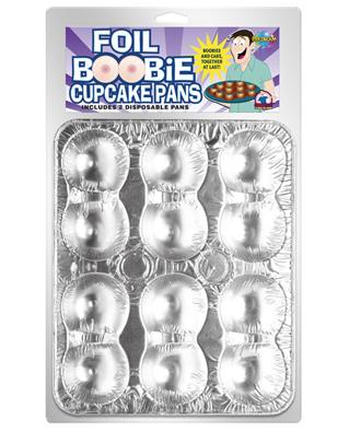 Booby Cupcake Pans Set