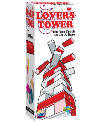 Stackable Sex Tower Game