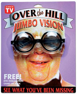 Jumbo Vision For Older