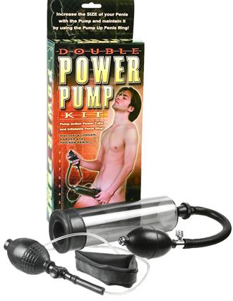 Dual Penis Pump Kit