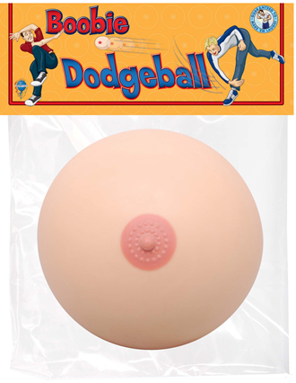 Booby Shaped Dodgeball