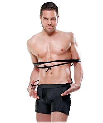 Tie Me Up Male Lingerie