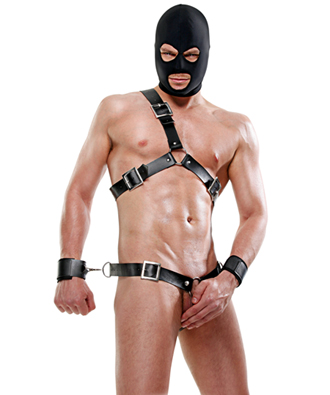 Road Warrior Male Lingerie