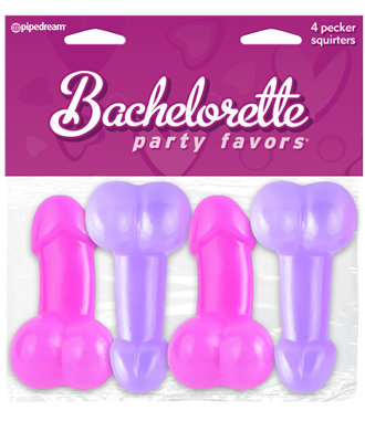 Bachelorette Party Pecker Squirters