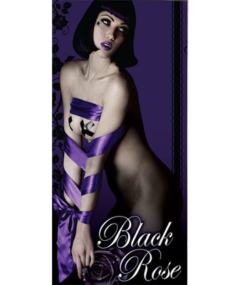 Black Rose Silky Surrender