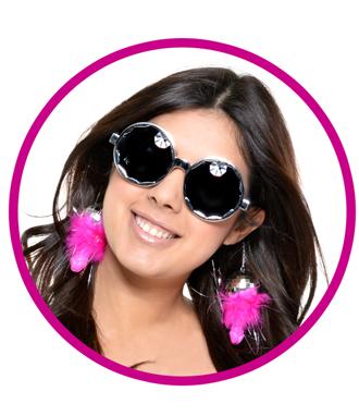Bachelorette Pecker Party Sunglasses
