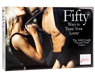 Fifty Ways to Tease Your Lover