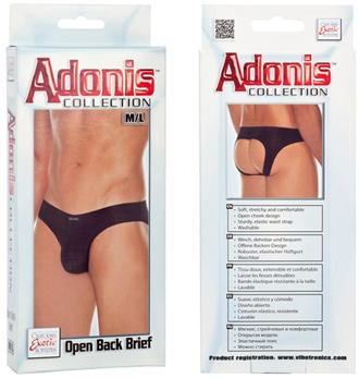Adonis Open Back Brief