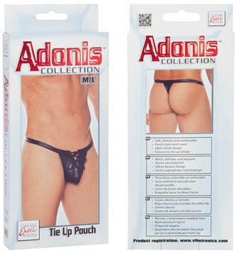 Adonis Tie Up Pouch