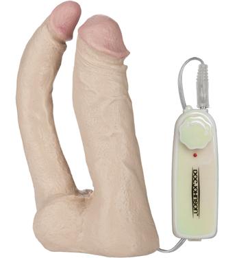 Natural Double Penetrator Vibr