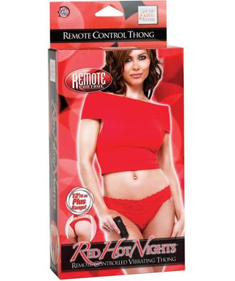 Red Hot Nights Thong