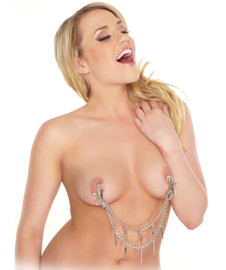 Fantasy Series Nipple Clamps