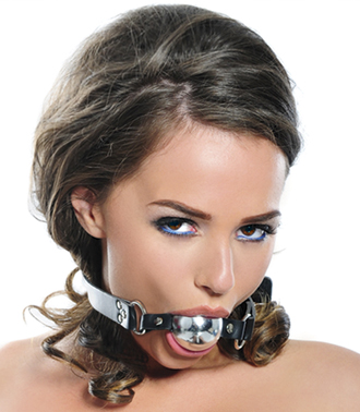 Platinum Ball Gag set