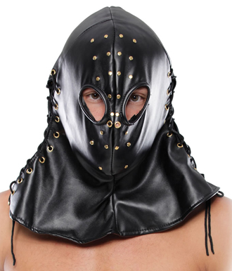 Extreme Executioner Hood and Jock Strap