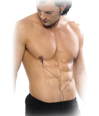 Electro Shock Nipple Clamps