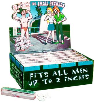 Condoms Small Peckers 48