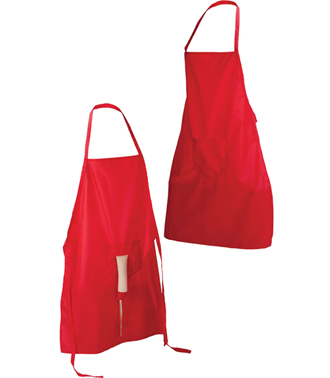 Hide-N-Seek Peni-Popper Party Apron