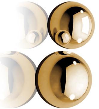 Fantasy Gold Ben-Wa Balls