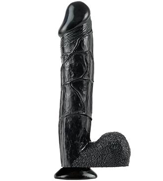 Bonnie Big Black Cock