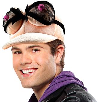Bachelor Boobie Hat