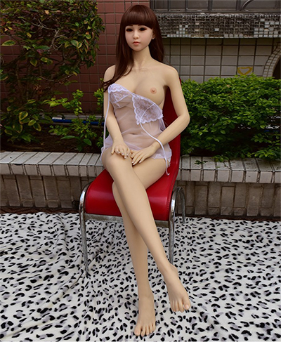 Amanda Real Silicone Love Doll