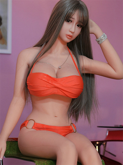 Coco Real Silicone Sex Doll
