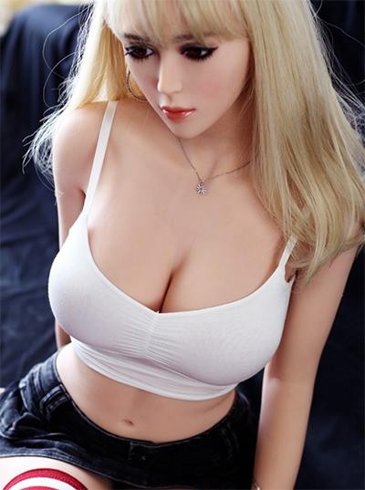 Georgia Real Silicone Love Doll