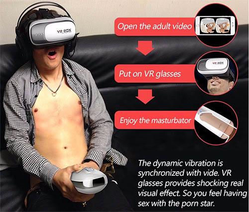 Intelligent Video Masturbator for Men
