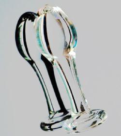 Tiny Pyrex Glass Dildo