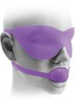 Ball Gag and Mask Set