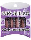 Sex Cells 4 Batteries Pack