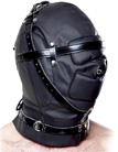 Full-Contact Belted Hood