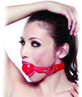 Fetish Ruby Ball Gag