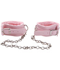 Ankle Cuffs with Chain