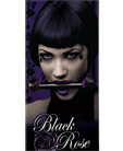 Black Rose Forbidden Flower