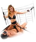 Bondage Belt System