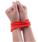 Bondage Mini Silk Rope