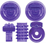 Neon Purple Climax Kit